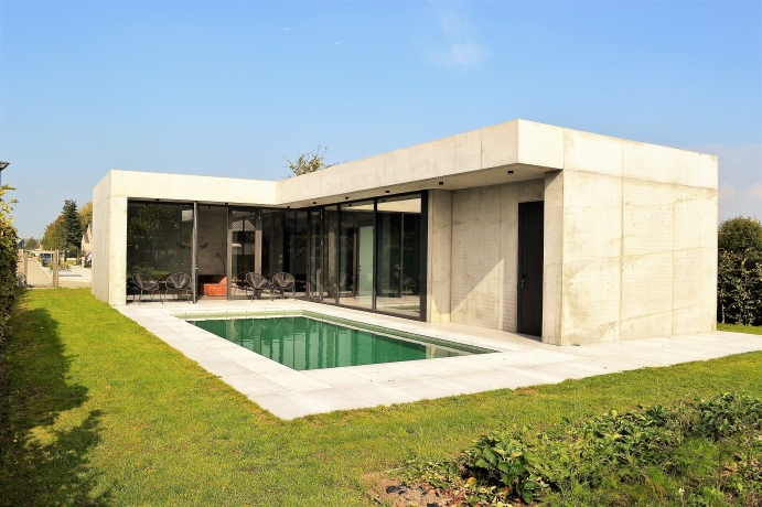 poolhouse Maldegem